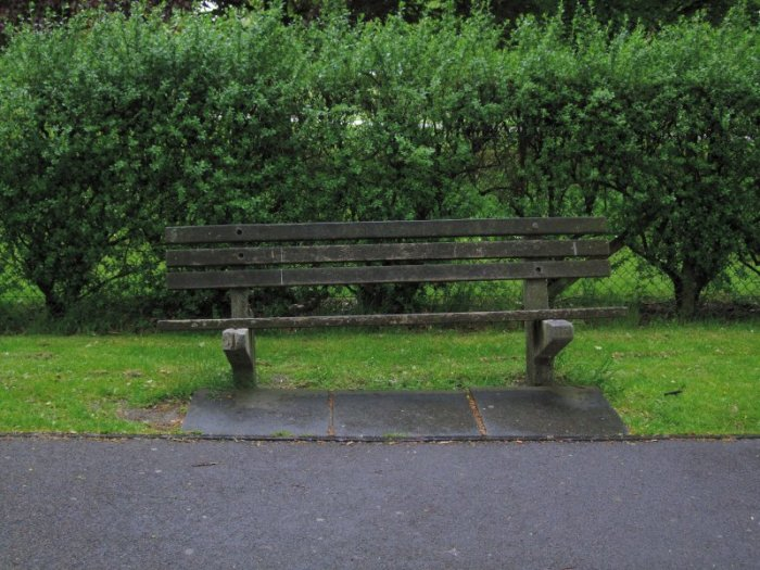 Park Bench 5